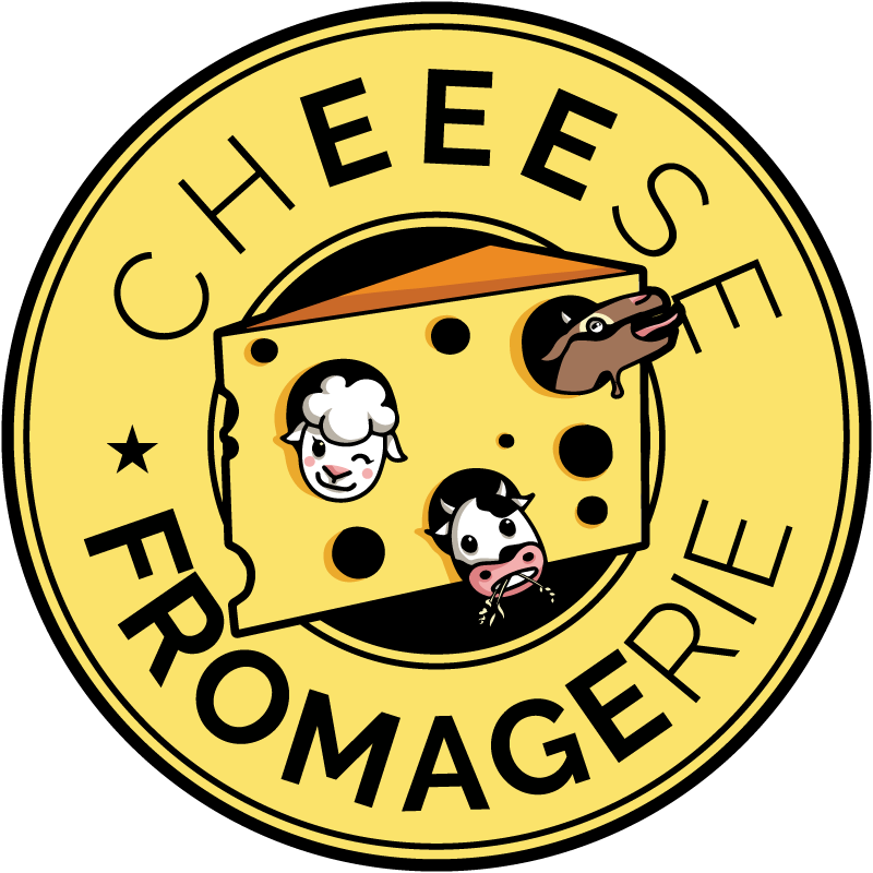 logo Cheeese fromagerie